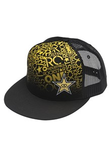 Rockstar Sundowner Cap Black One Size