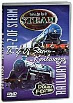 A-Z of Steam Railways DVD