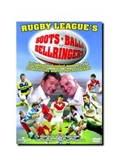 RUGBY LEAGUE`S BOOTS BALLS `N` BELLRINGERS DVD