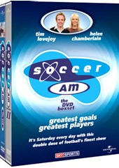 Soccer AM 1&2 Box Set (DVD)
