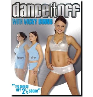 Dance It Off with Vicky Binns (DVD)