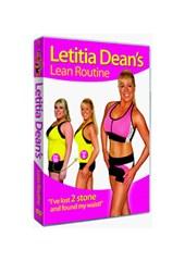 Letitia Dean's Lean Routine (DVD)