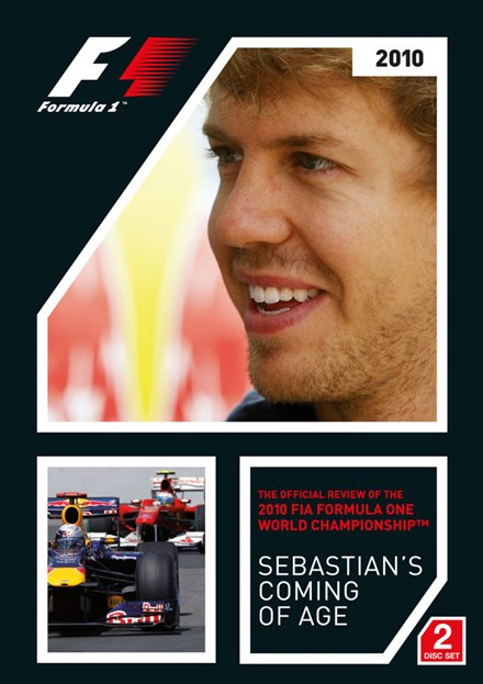 Formula One (F1) 2010 Official Review DVD