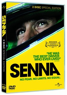 Senna DVD (2 Disc)