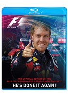 Formula One (F1) 2011 Official Review Blu-ray