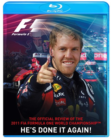 Formula One (F1) 2011 Official Review Blu-ray - click to enlarge