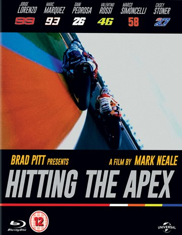 Hitting the Apex DVD - click to enlarge