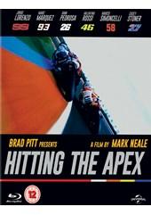 Hitting the Apex Blu-ray