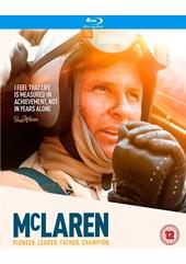 McLaren Blu-ray
