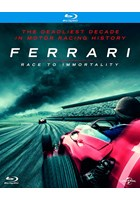 Ferrari Race to Immortality Blu-ray