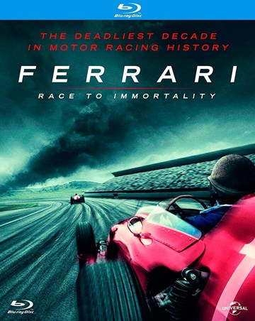 Ferrari Race to Immortality Blu-ray - click to enlarge