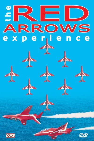 Red Arrows Experience DVD
