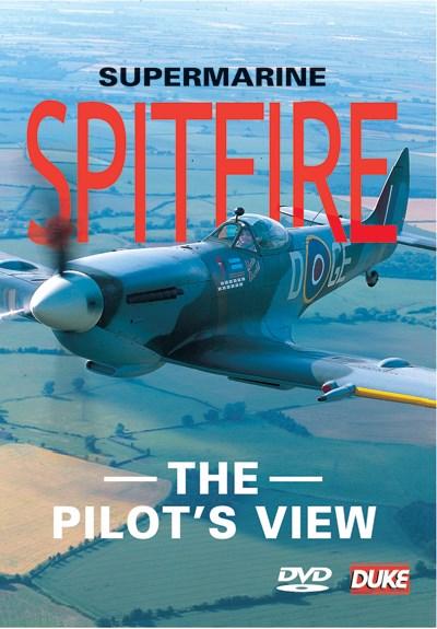 Supermarine Spitfire - The Pilots View DVD