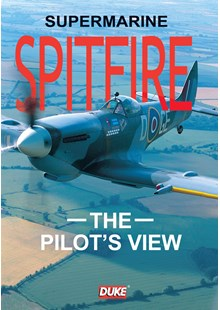 Supermarine Spitfire- The  Pilot's View NTSC DVD