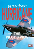Hawker Hurricane - The Pilots View  NTSC DVD