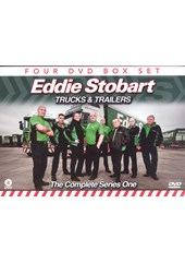 Eddie Stobart The Complete Series One (4 DVD) Boxset