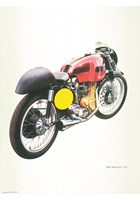 1960 Matchless G50 Classic Print