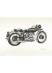 1948 Vincent Rapide Classic Print