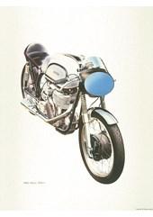 1961 Manx Norton Classic Print