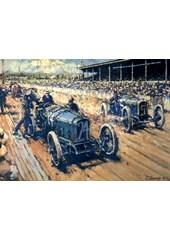 1914 Georges Boillot - Peugeot GP DE Acf
