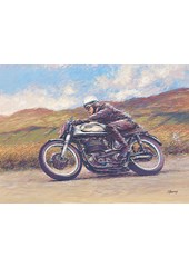John Surtees TT Legend Print