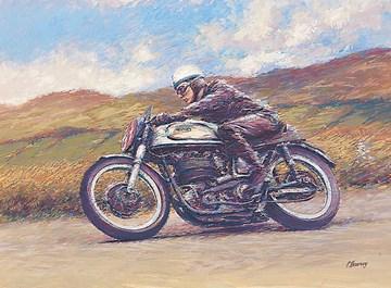 John Surtees TT Legend Print - click to enlarge