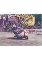 Bob McIntyre TT Legend Print