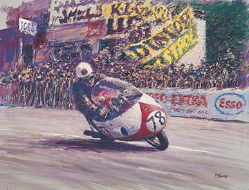 Bob McIntyre TT Legend Print - click to enlarge