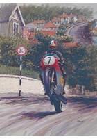 TT Legends Giacomo Agostini Print