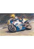 TT Legend Joey Dunlop Print