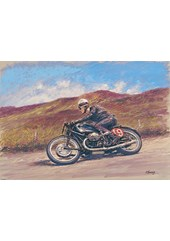 TT Legends Walter Zeller Print