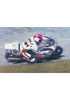 Steve Hislop TT Legend Print