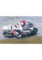 TT Legends Steve Hislop Print