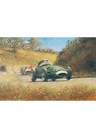 Great Racing Legends Stirling Moss Print