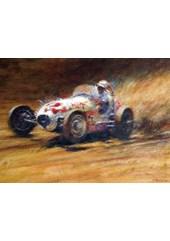 Jud Larson S Sprint Car Print
