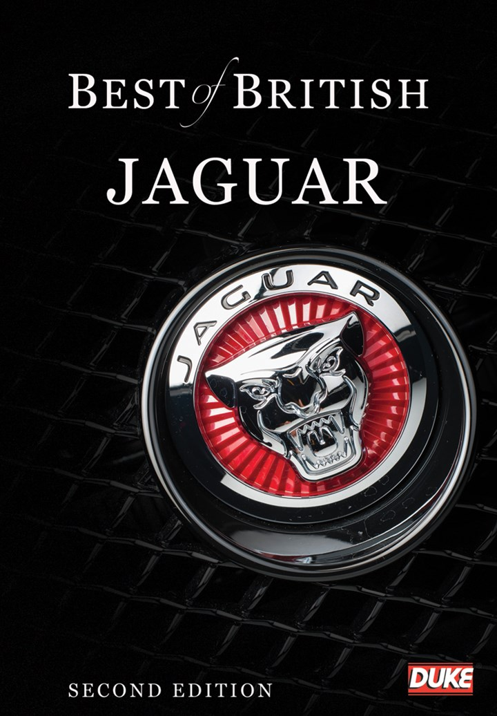 Best of British - Jaguar (2nd Edition) DVD