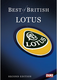 Best of British - Lotus (2nd Edition) DVD