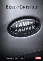 Best of British - Land Rover (2nd Edition) DVD