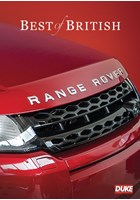 Best of British - Range Rover DVD