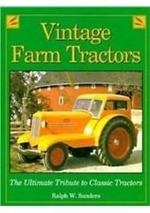 Vintage Farm Tractors Book