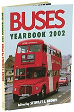 Buses Yearbook 2002 Book