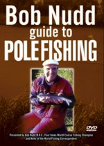 Pole Fishing - Bob Nudd DVD