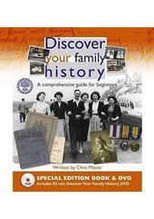 Discover your Family History (HB)