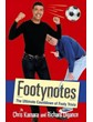 Footynotes - The Ultimate Countdown of Footy Trivia (Book)