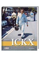 Jacky Ickx Mister Le Mans (HB)