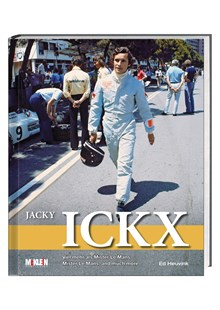 Jacky Ickx Mister Le Mans (HB)