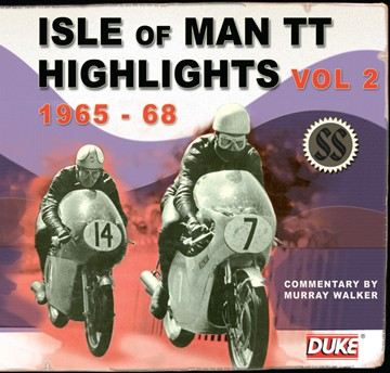 TT Highlights Vol 2 1965-68 CD - click to enlarge