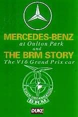 Mercedes at Oulton Park/brm
