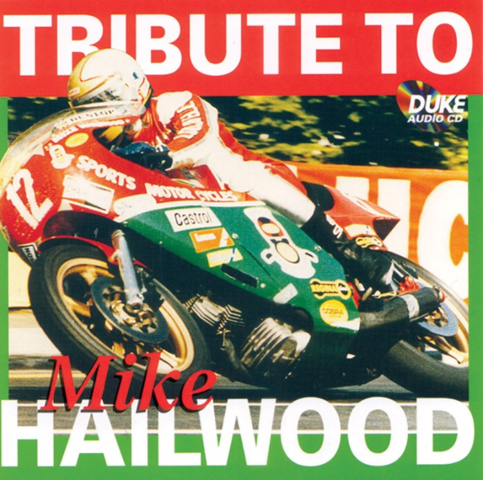 Tribute To Hailwood Audio CD