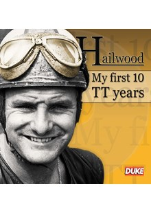 Hailwood My First Ten Years CD